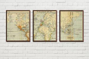 Custom Map Poster